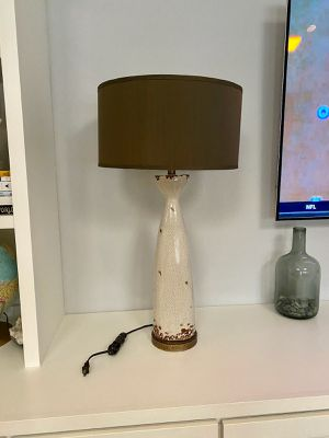 Weirs Table Lamp for Sale in Dallas, TX