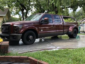 1999 to 2016 f450 top Camper shell for Sale in Pearland, TX