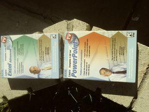 2 Power Point Video Proffssor PC Learning DVDs for Sale in Glendale, AZ