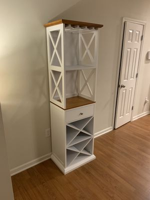 Wine Cabinet for Sale in Raleigh, NC