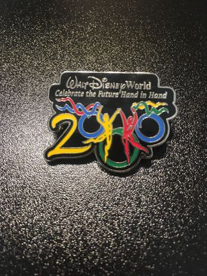 Walt Disney World - Millennium pin for Sale in Manor, TX
