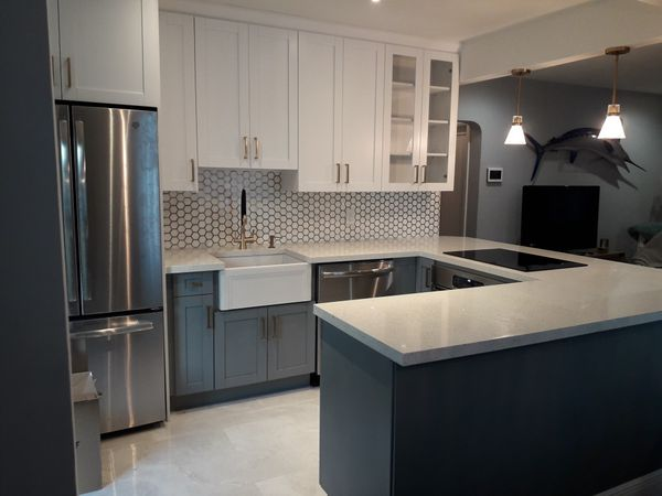 Kitchen cabinets ...n refacing