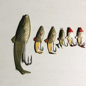 Vntg FRANCE Fishing Lures for Sale in Bloomingdale, IL