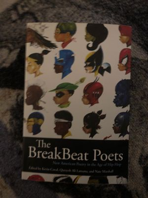 Book poems breakbeat poets for Sale in San Francisco, CA