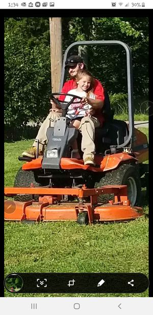 Kubota f3060 tractor/mower for Sale in LIBERTY TNSP, OH