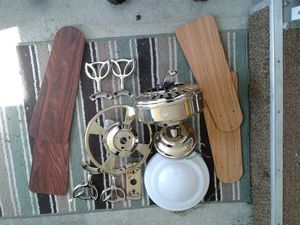 Brand new, Hunter ceiling fan and light for Sale in West Valley City, UT