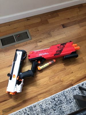 Rival nerf guns for Sale in Federal Way, WA