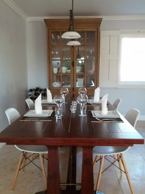 Solid Wood Dining table for Sale in Oceanside, CA