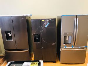 New Refrigerators from $449.00 and up for Sale in Lake Worth, FL