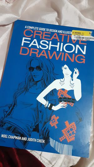 Creative Fashion Drawing Book for Sale in Phoenix, AZ