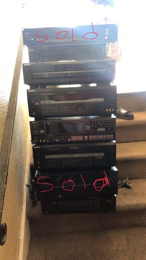 Amplifiers for Sale in Aurora, CO