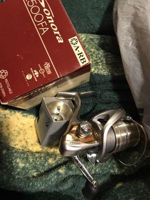 Small shimano caster reel new for Sale in Stockton, CA