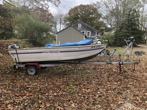 16ft Sea Nymph for Sale in Wakefield, RI