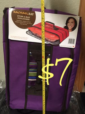 Rachael Ray insulated Casserole (new) for Sale in Los Angeles, CA