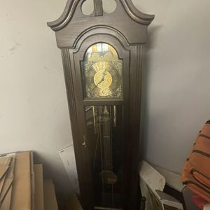 Grandfather Clock (not Antique Brand Unknown) for Sale in Plymouth, CT