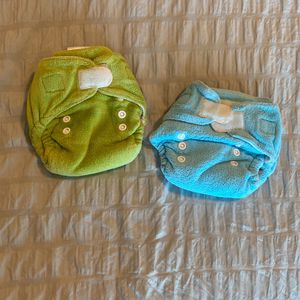 2 Thirsties Size One Fitted Cloth Diaper Inserts for Sale in Queen Creek, AZ