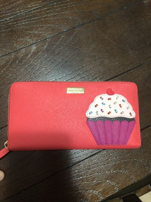 Kate Spade Cupcake Wallet for Sale in Frederick, MD