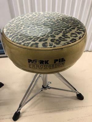 Pork Pie Drum Throne for Sale in Plantation, FL