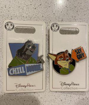 Zootopia Disney Pin for Sale in Vancouver, WA