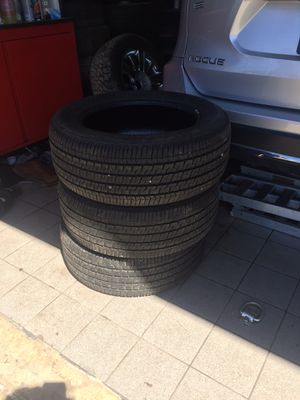 235/55R17 Firestone Tires for Sale in Webster Groves, MO