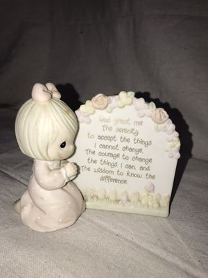 Precious Moments Serenity Prayer Girl for Sale in Pleasant Hill, CA