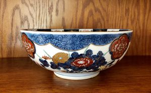 Antique Japanese Bowl for Sale in Ocean Shores, WA