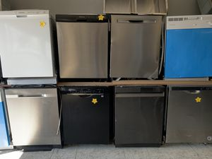 Dishwashers‼️ LG, WHIRLPOOL, SAMSUNG, FRIGIDAIRE, GE Prices vary $150-$350 DELIVERY AVAILABLE for Sale in Chino, CA