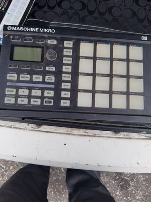 Maschine mikro and korg nano pad for Sale in Glen Burnie, MD