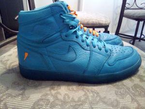 Retro Jordan 1s Gatorade blue lagoon size 9 no box make a offer for Sale in Phoenix, AZ