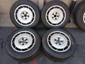16 inch corvette wheels, fits Chevy Camaro, pontiac firebird, trans am for Sale in Montebello, CA