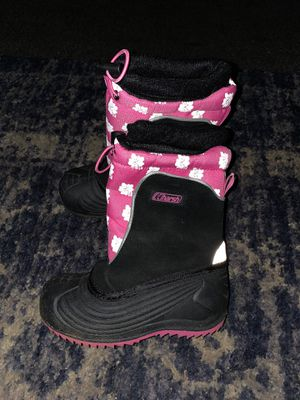 Size 11 little girl Snow Boots kids for Sale in Torrance, CA