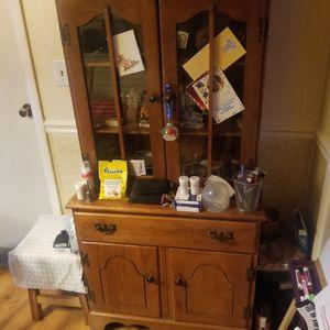 Vintage Hutch for Sale in Montoursville, PA