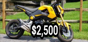2015 Honda Grom for Sale in Mill Hall, PA