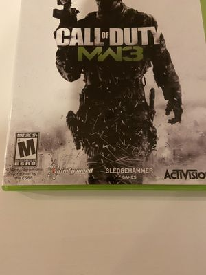 Call Of Duty Modern Warfare 3 - Xbox 360 for Sale in Euless, TX