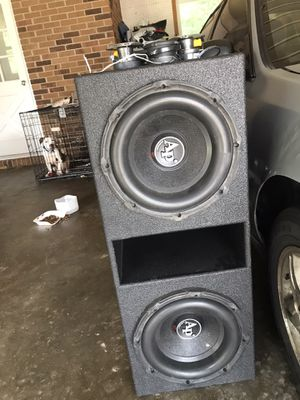 Audio pipe for Sale in Oakwood, GA