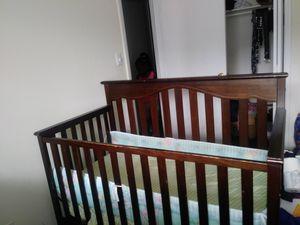 Fisher Price Baby Crib+ mattress for Sale in Greensboro, NC