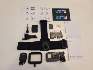 GoPro Hero 5 Black 4k video bundle pack for Sale in Fullerton, CA