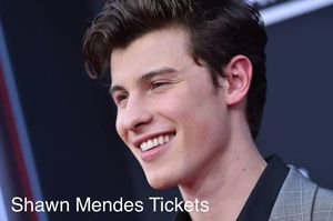 Shawn Mendes Tickets (Nashville) for Sale in Cleveland, TN