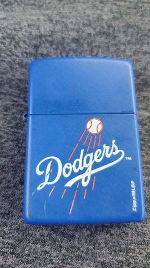 Dodgers zippo lighter for Sale in Carson, CA