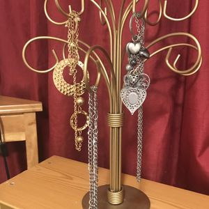 Jewelry tree for Sale in Fall River, MA