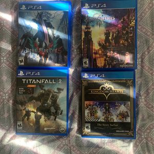 Ps4 Games for Sale in San Marino, CA