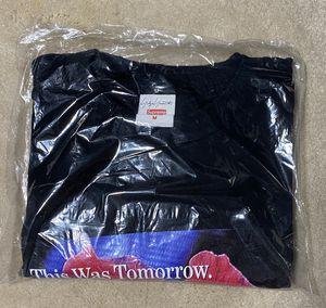 Supreme x Yohji Yamamoto This Was Tomorrow Tee (Medium) for Sale in Anaheim, CA