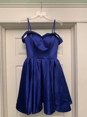 Royal Blue Homecoming Dress for Sale in Tampa, FL