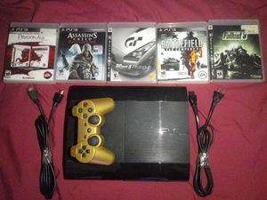 PS3 Super Slim [250gb] Bundle for Sale in Los Angeles, CA