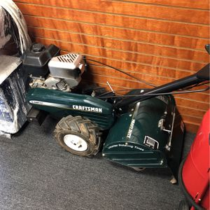Craftsman Roto-Tiller for Sale in Wethersfield, CT