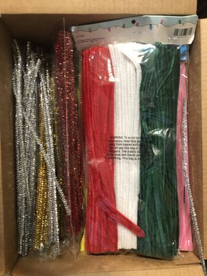 Pipe Cleaners for Crafting for Sale in Mesa, AZ