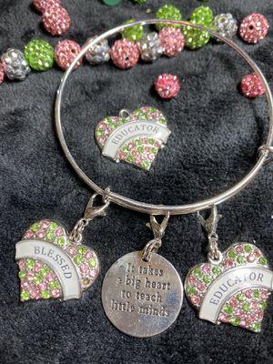 Charmed bangles for Sale in Norfolk, VA