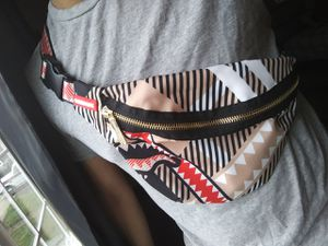 Sharks in London never produced again Sprayground fanny pack for Sale in North Plains, OR