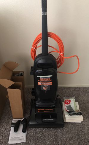 Hoover commercial vacuum for Sale in Rancho Cucamonga, CA