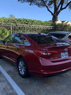 Hyundai Sonata Sport SE 2015 for Sale in Katy,  TX